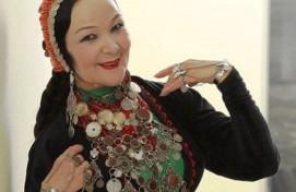 Сегодня свой юбилей отмечает башкирская танцовщица, народная артистка Башкортостана Рашида Туйсина