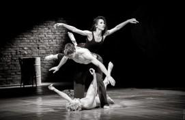 Уфимцев приглашают на пластический спектакль, созданный по итогам лаборатории хореографа Елены Прокопьевой из Санкт-Петербурга