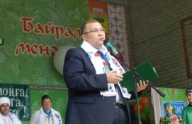 Башкиры Челябинска  отметили Сабантуй
