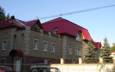 Гостиница Краевского
