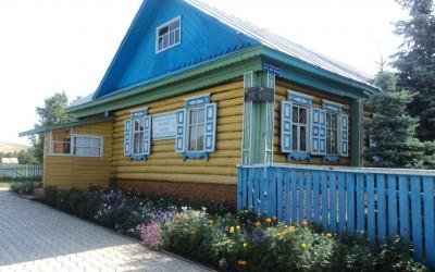 Музей Ахмет-Заки Валиди д. Кузяново Ишимбайского района