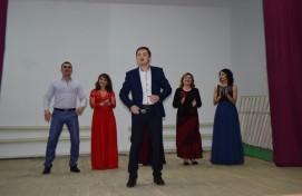 В Карламанском районе состоялся выездной концерт «Язгы мондар»
