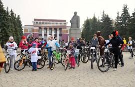Salavatsky bashedramteatr will finish the theatrical season by bike ride