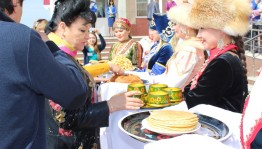 Зональный этап ежегодного Республиканского фестиваля художественного самодеятельного творчества людей старшего поколения «Я люблю тебя, жизнь!» состоялся в Татышлинском районе