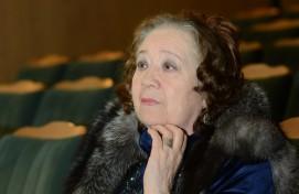 Сегодня народной артистке Республики Башкортостан Гульшад Зиязетдиновой исполняется 70 лет