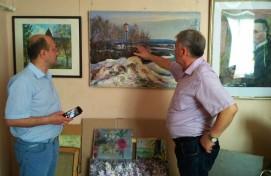 В Уфе пройдет выставка работ заслуженного художника РБ Альберта Кудаярова