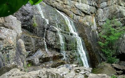 Водопад Гадельша (Ибрагимовский, Туяляс)