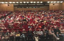 Показ фильма «Из Уфы, с любовью!» Айнура Аскарова в Москве прошел с большим успехом