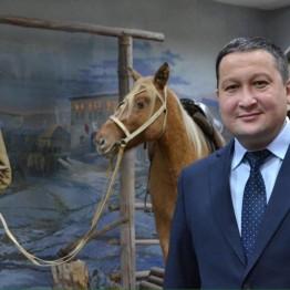 Интервью с директором Республиканского музея Боевой Славы Ильшатом Исламовичем Утяевым