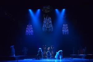 В Русском драматическом театре республики состоялась премьера комедии «Мнимый больной» Ж.-Б.Мольера