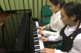 В Учалинском колледже искусств и культуры  прошел зональный конкурс фортепианных дуэтов «Музыкальная планета»