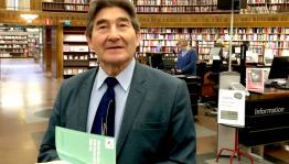 Писателю-сатирику Марселю Салимову присуждена международная премия «Прорыв года» за книгу на английском языке