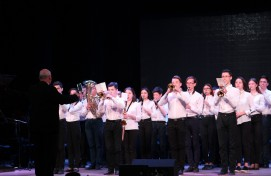 """The traditional concert """"Parade of Orchestras"""" took place in the Bashkir State Philharmonic Society"""