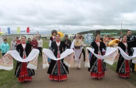 Делегация Башкортостана приняла участие в Сабантуе в Пермском крае