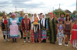 В Хайбуллинском районе состоялся праздник осеннего урожая