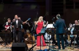 Биг-бэнд БГФ под управлением Олега Касимова произвёл фурор на фестивале «Триумф джаза» в Москве