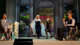 """Inclusive People's Theater """"Status"""" invites to the comic melodrama """"Sophie"""""""
