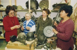 Сибай ҡалаһының тарих һәм тыуған яҡты өйрәнеү музейына- 60 йыл