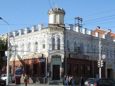 Доходный дом торговца Г.К. Нагеля