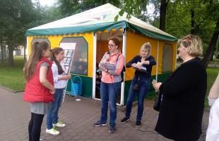 Библиотеки города приняли участие в культурном проекте «ArtСреда»