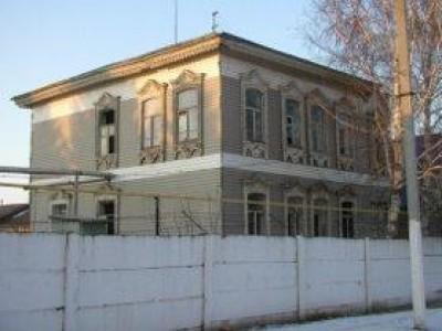 Дом М.С. Волконского