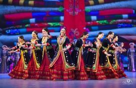 «Мирас» йыр һәм бейеү фольклор ансамбле Болгария дәүләтенән гастролдәрҙән ҡайтты