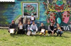 Annual graffiti competition is announced in Ufa
