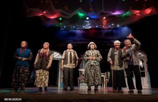 Сибай башҡорт драма театры коллективы йәйге гастролгә сыҡты