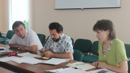 Башҡорт халҡының тарихы һәм үҫеш мәсьәләләре буйынса комиссияның беренсе ултырышы