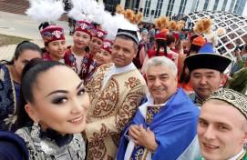 Народный артист РБ Ишморат Ильбаков стал лауреатом международного фестиваля «Алатау» в Казахстане