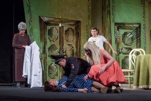 Русский театр драмы им. Георгия Константинова приезжает на гастроли в Уфу