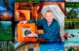 В БРСБС открылась выставка работ фотохудожника Раифа Бадыкова «Зеркало времени»