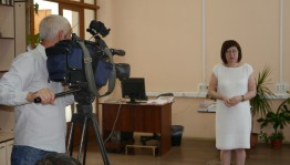 Өфөлә яҙыусы Диана Гаврилова менән ижади осрашыу үтте