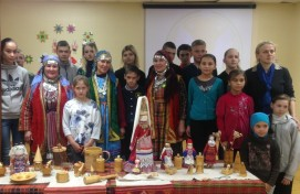 В Уфе провели этнографическое мероприятие, посвященное культуре и традициям удмуртского народа