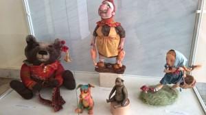 В выставочном зале «Ижад» пройдёт мастер-класс «Кукла в технике фильтцнадель»