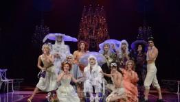 Русский драматический театр отправился на гастроли в Рязань