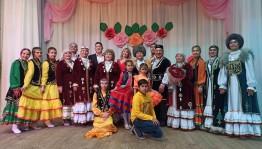 «Гөлнәзирә» башҡорт фольклор ансамбле 10 йыллыҡ юбилейын билдәләне