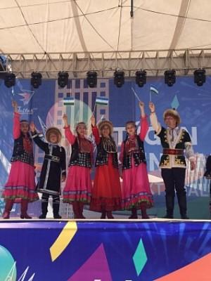 Яҡташтарыбыҙ Ҡаҙағстанда «Шатлыҡ» фестивалендә еңеү яуланы