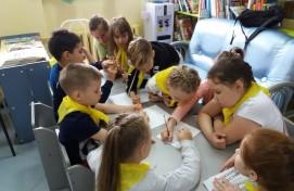 В Центральной детской библиотеке Нефтекамска прошло мероприятие к Всемирному дню окружающей среды