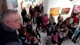 Союз художников Республики Татарстан представляет выставку в Башкортостане