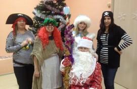 Новый год в Центральной городской библиотеки ЦБС г.Нефтекамск