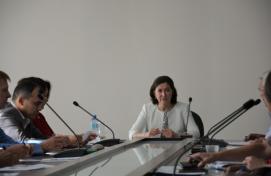 Состоялось заседание коллегии Министерства культуры Республики Башкортостан