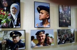 В РЦНТ открылась выставка ко Дню защитника отечества