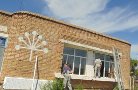 Мәләүез районында «Реаль эштәр» барышында яңыртылған ауыл клубы асылды