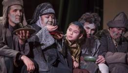 М.Ғафури исемендәге Башҡорт академия драма театры 100-сө ижад миҙгелен аса