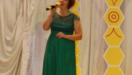 В Краснокамском районе провели театрализованный праздник «Медовый разгуляй»