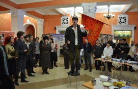 В Уфе прошла «Кинолениниана», посвященная 100-летию Великой Октябрьской революции