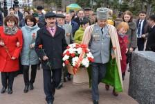 Дни культуры башкир Республики Татарстан. Уфа, 23.04.2018.