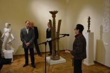 Выставка Владимира Лобанова