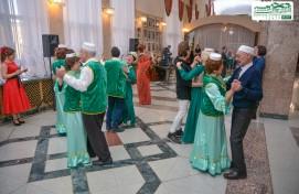 Театр «Нур» организовал для гостей старшего поколения вечер «Возвращение в молодость»